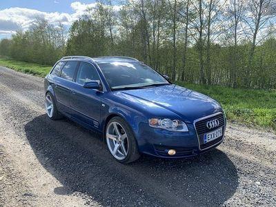 käytetty Audi A4 1.9tdi manuaali
