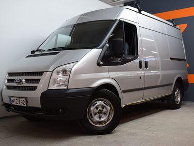 käytetty Ford Transit 350M 2,2TDCi 125 hv Trend N1 Van AWD 3,91 Puolikorkea