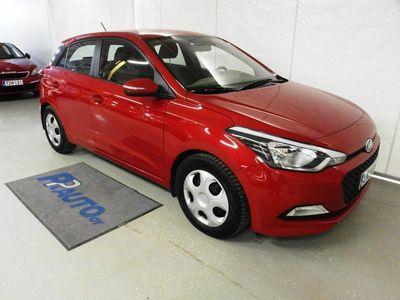 käytetty Hyundai i20 5d 1,2 5MT ISG Classic Plus - Black Friday korko 0,99% - kasko -33% - 1.erä helmikuussa!