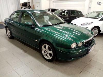 käytetty Jaguar X-type 2.0, Suomi-auto, Seuraava katsastus 08/20, Rahoitus jopa ilman käsirahaa!!