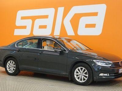 käytetty VW Passat Sedan Comfortline 2,0 TDI 110 kW (150 hv) DSG-automaatti ** 1-om Suomi-auto / Merkkihuollettu / Navi