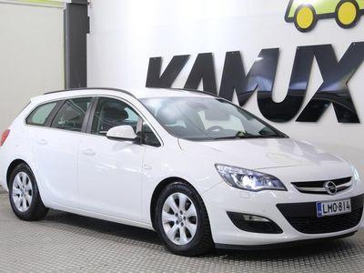 käytetty Opel Astra Sports Tourer Drive 1,4 Turbo ecoFLEX Start/Stop 103kW MT6