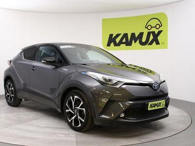 käytetty Toyota C-HR 1,8 Hybrid Style Aut // Adapt.Cruise / Led-ajovalot / Kaukovaloautomatiikka //