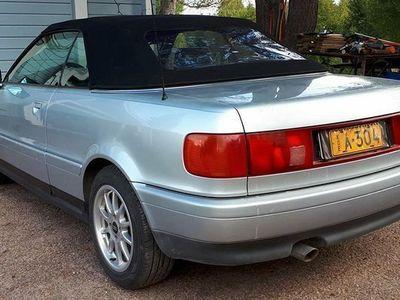 käytetty Audi Cabriolet 1995