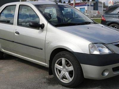 käytetty Dacia Logan sedan 1,5l diesel