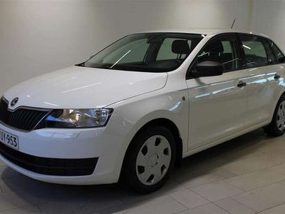 käytetty Skoda Rapid Spaceback 1,2 TSI 85 Active