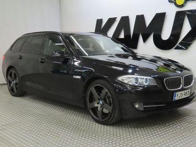 käytetty BMW 525 Xdrive F11 Touring / Lasikatto / Navi / Nahat / Juuri katsastettu /