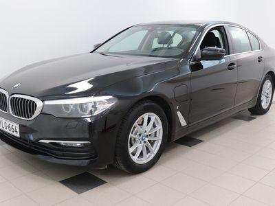 käytetty BMW 530 e A Charged Edition Sedan - BPS takuu 24 kuukautta/40 000 km