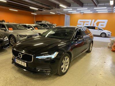 käytetty Volvo V90 CC D4 AWD Momentum aut ** Merkkihuollettu / Digimittaristo / Navi / VOC / LIsälämmitin / Vetokoukku / A / KeyLessGo **
