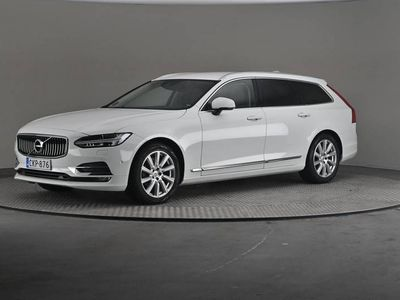 käytetty Volvo V90 D4 Business Inscription A- On Call, HUD, Navi-