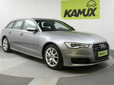 käytetty Audi A6 Avant 3,0TDI 235 kW Quattro Aut // Bose / PA-lämmitin / Adapt.Cruise //