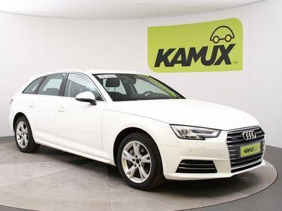 käytetty Audi A4 Avant Business Sport 2.0 TDI 140 kW quattro S tronic // Vetokoukku / LED-ajovalot / Cruise //