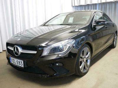 käytetty Mercedes 200 CLA-sarjaBE A Premium Business HIENO / HYVIN HUOLLETTU / SUOMIAUTO