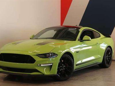 käytetty Ford Mustang GT 5,0 V8 449hv A10 Mustang55 Fastback
