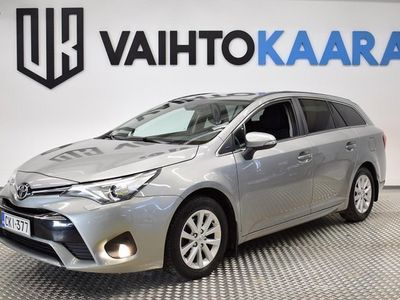 käytetty Toyota Avensis 1,8 Valvematic Active Edit TouringS A