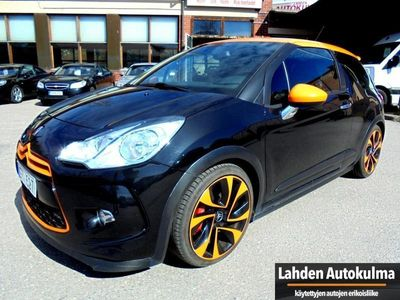 käytetty Citroën DS3 Racing THP 230hv 3d Hatchback