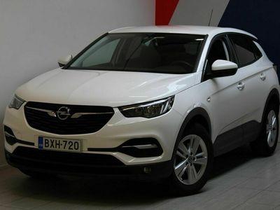 käytetty Opel Grandland X Comfort 130 Turbo A