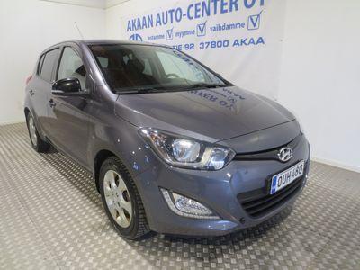 käytetty Hyundai i20 5d 1,2 5MT GO! 1-omistaja