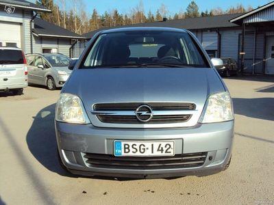 used Opel Meriva