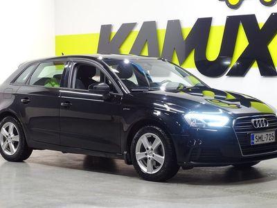 käytetty Audi A3 Sportback g-tron Business 1,4 TFSI CNG 81 kW S tronic / TULOSSA!