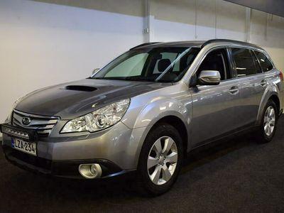 käytetty Subaru Legacy Outback 2,0 TD UA Business