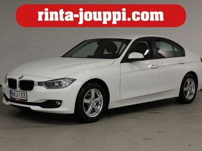 käytetty BMW 316 316 F30 Sedan i TwinPower Turbo A Business Automatic - Suomiauto, Lohkolämmitin