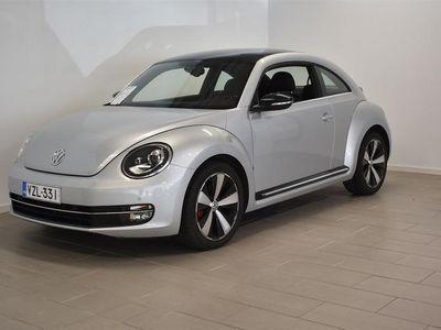 käytetty VW Beetle Sport 2,0 TSI (200 hv) DSG-automaatti