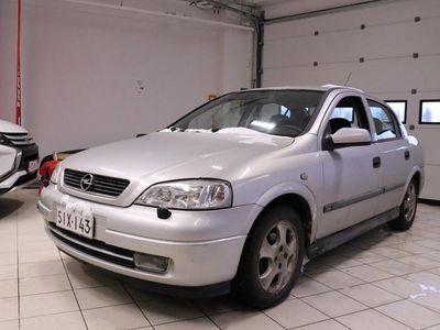 käytetty Opel Astra 6 16V Club 4d
