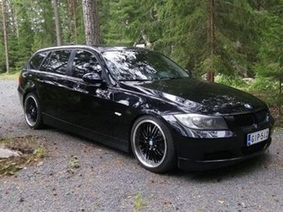 käytetty BMW 320 M47 ketjukoneella