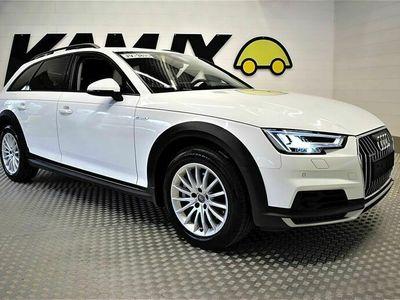 käytetty Audi A4 Allroad 2,0 TFSI 252hv quattro S tronic / Weba / Äänieristelasit / Adaptiivinen vakkari / Koukku /