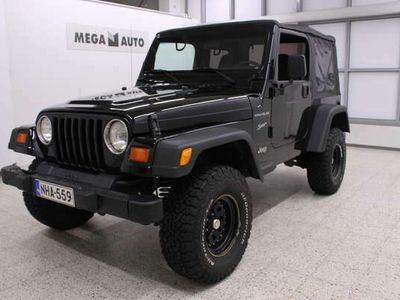 käytetty Jeep Wrangler 2,5 M5 Sport 4x4