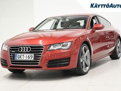 käytetty Audi A7 BUSINESS 3,0 V6 TDI BITURBO 230 KW QUATTRO TIPTRON