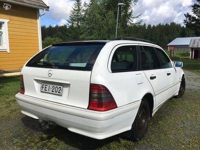 käytetty Mercedes C220 CDI A T