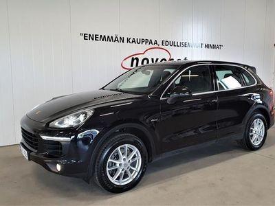käytetty Porsche Cayenne 3.0 Diesel 193kW A #WEBASTO NAVI PANORAAMA# *LUXUS SUOMI-CAYENNE! RAHOITUSKORKO 1,99% KOTIINTOIMITUS