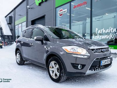 käytetty Ford Kuga Awd 2.0 TDCi 140hv Power Shift AWD