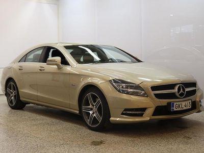 käytetty Mercedes CLS350 CDI BE