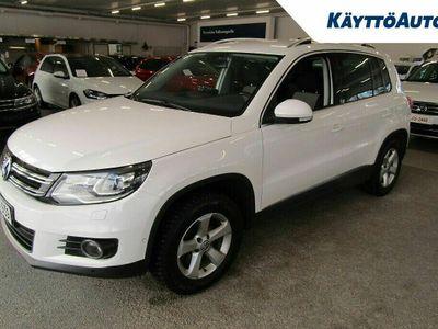 käytetty VW Tiguan Sport & Style 1,4 TSI 90 kW (122 hv) BlueMotion Te
