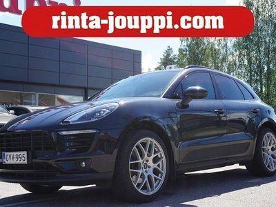 käytetty Porsche Macan