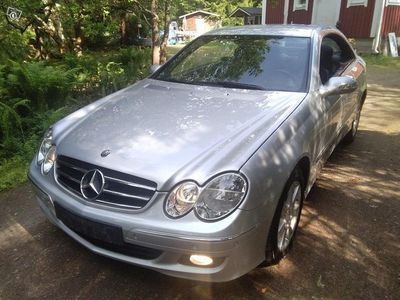 käytetty Mercedes CLK200