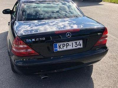 käytetty Mercedes SLK230 Kompressor
