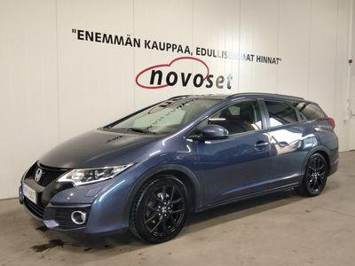 käytetty Honda Civic Tourer 1,8i Elegance Plus AT *NAVI* *1.99% KORKO, KOTIINTOIMITUS VELOITUKSETTA!*