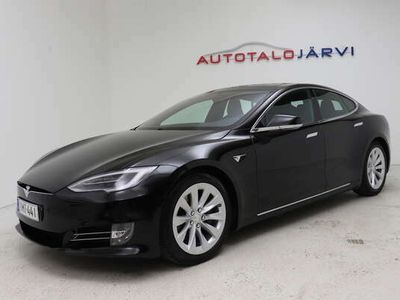 käytetty Tesla Model S 75D