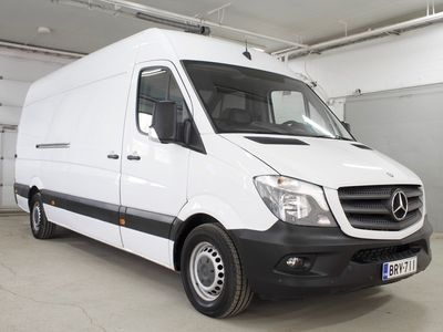 käytetty Mercedes Sprinter 313CDI 3,55/43AL Pitkä A3