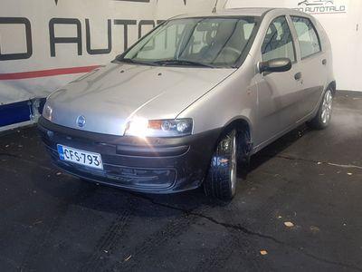 käytetty Fiat Punto 4D HATCHBACK 1.2 8V-188BXA1A01M/246