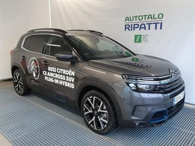 käytetty Citroën C5 Aircross Plug-in Hybrid 225 Shine Launch Edition ë-EAT8 Automaatti *** Black Friday rahoituskorko 0,99% ilman