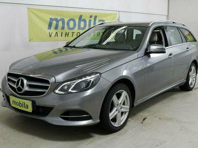 käytetty Mercedes E250 CDI BE T 4Matic A Prem Busin (MY13.B