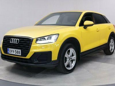 käytetty Audi Q2 Business Sport 1,4 TFSI COD 110 kW S tronic Webasto Navigointi *** Korkotarjous 1.9% + kulut