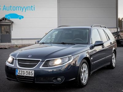käytetty Saab 9-5 2.0t Linear Business Wagon A
