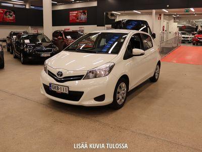 käytetty Toyota Yaris 1,33 Dual VVT-i Linea Sol 5ov - Peruutuskamera, Navigointi,lämpöpaketti - Juuri n merkkihuollossa tehty laaja 120tkm huolto!