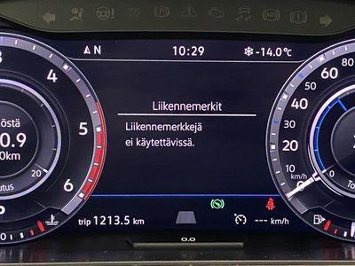 käytetty VW Tiguan Allspace Tiguan2,0 Tdi 140kW 4-motion 7-paikkainen, Webasto, Panoraama, Koukku, Adapt.vak., 360°
